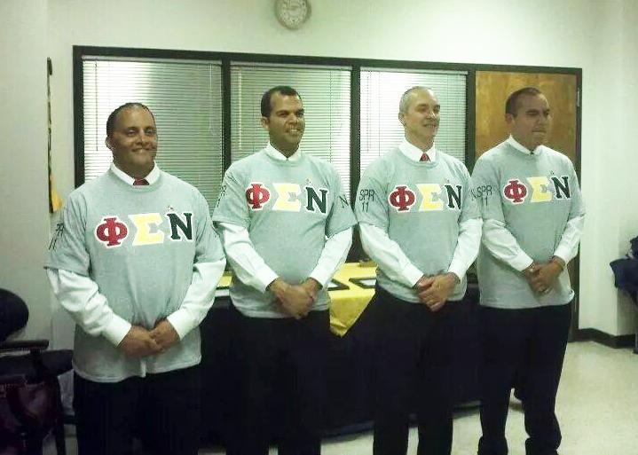 Nu Alpha - Alpha Class