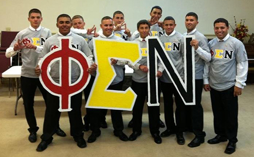 Alpha Chapter - Upsilon Class