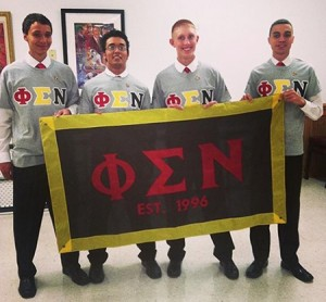 Alpha Chapter - Chi Class