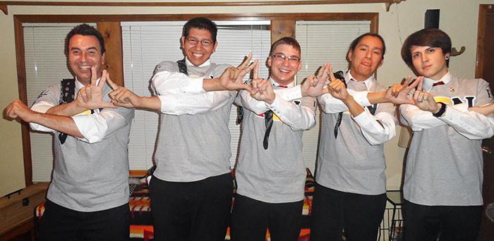 Epsilon Chapter - Kappa Class